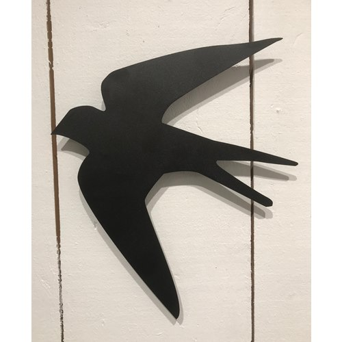 Wrought Iron Swallow, Large