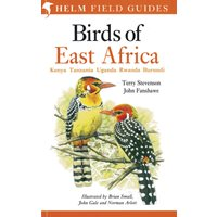 F.G to the Birds of Eastern Africa (STEVENSON & FANSHAWE)