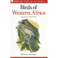 Field guide to the Birds of Western Africa 2nd Edition