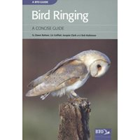 Bird Ringing. A Concise Guide (Balmer m.fl.)