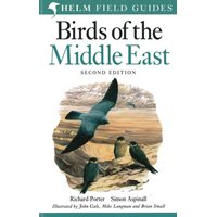 Field Guide to Birds of the Middle East (Porter & Aspinall)