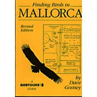 Finding birds in Mallorca. Gostours guides.