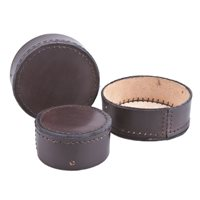 Eyepiece Cover in Leather for Spotting Scopes - Add your model name!