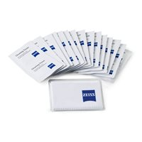 Zeiss Lens Care - 20 refill Lens Wipes + Microfiber cloth