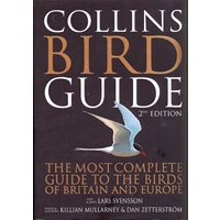 Collins Bird Guide (Svensson et al.) 6TH REPRINT softback