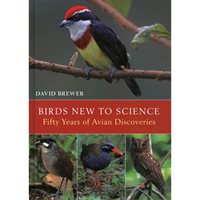 Birds new to science (Brewer)