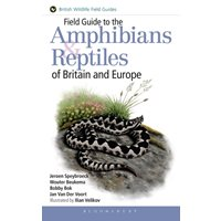 Amphibians and Reptiles of Britain and Europe (Speybroeck..)