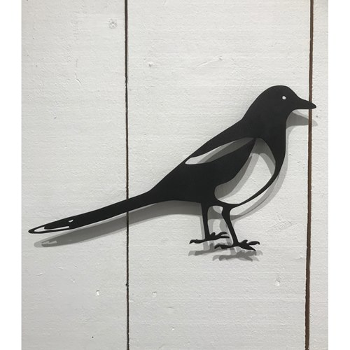 Magpie Wrought Iron decoration