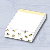 Notepad Honey Bees