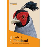 Birds of Thailand (Treesucon, Limparungpatthanakij)